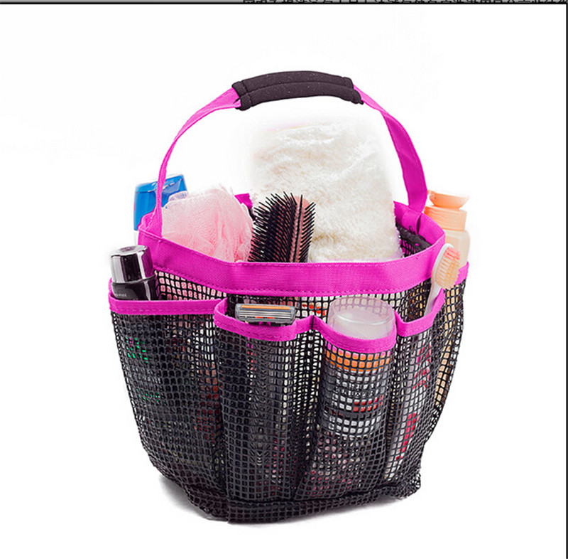 Pvc Mesh Camping Shower Bag