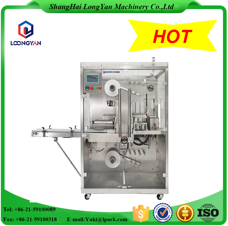 Automatic Factory Direct Price Stretch Banding Equipment Packaging Machine With CE Certification