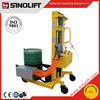 SINOLIFT ADS0515 500kg Capacity Drum Lifter Rotator with air hydraulic pump