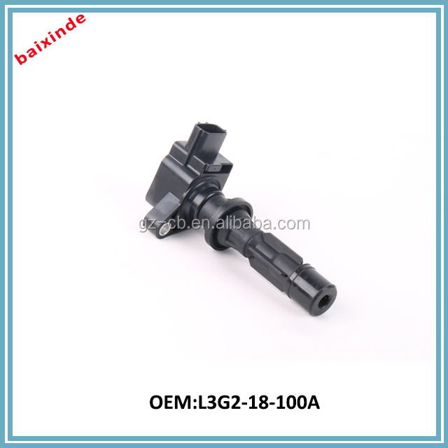 Cute Car Parts OEM L3G2-18-100A UF540 Spark Plug Coil for 06-10 MAZDA CX-7