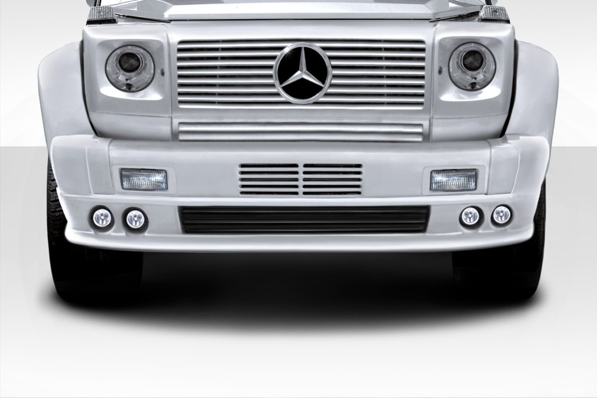 2000-2010 Mercedes G Class W463 Eros Version 3 Front Lip Spoiler - 1 Piece