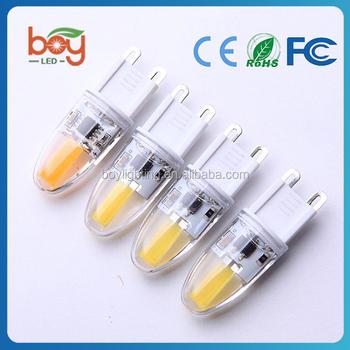 cri 90 led g9 dimmable cob g9 nail led 1505 g4 led light bulb g9 led
