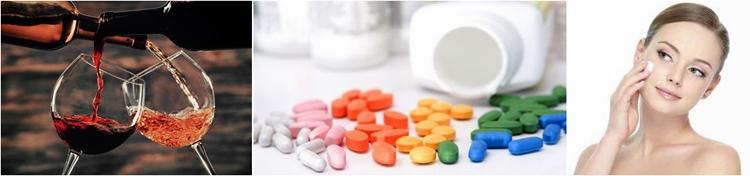SOST Biotech Factory Supply White Glutathione Skin Whitening Powder