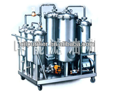 Diesel, fuel engine oil filtering machine/ Oil Recondition