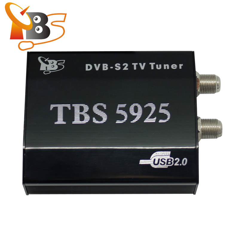 Best <strong>HD</strong> <strong>Satellite</strong> Receiver TBS5925 DVB-S2 Professional USB <strong>TV</strong> <strong>Tuner</strong> Box with Blind scan and Multi Input Stream Support