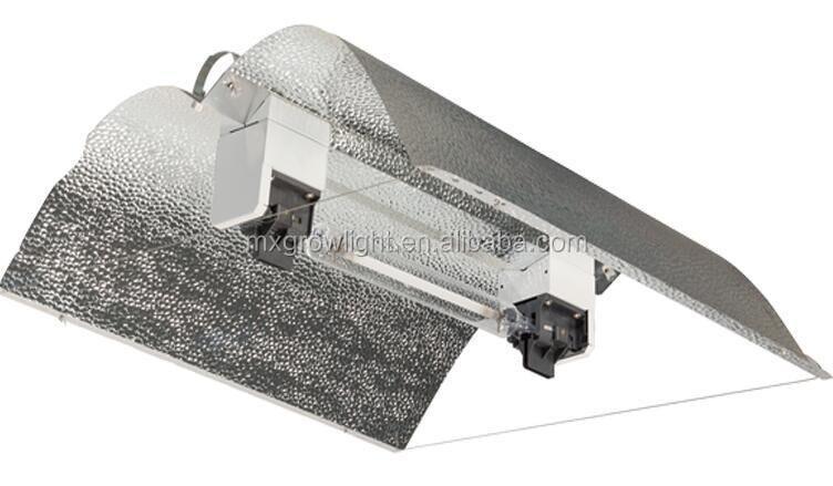 Economy Grow Light Open Reflector Bat Wing Mogul Socket Mh Hps ...
