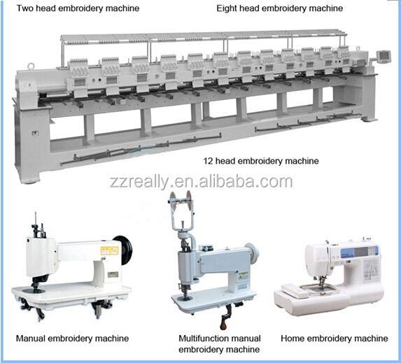 embroidery machine company