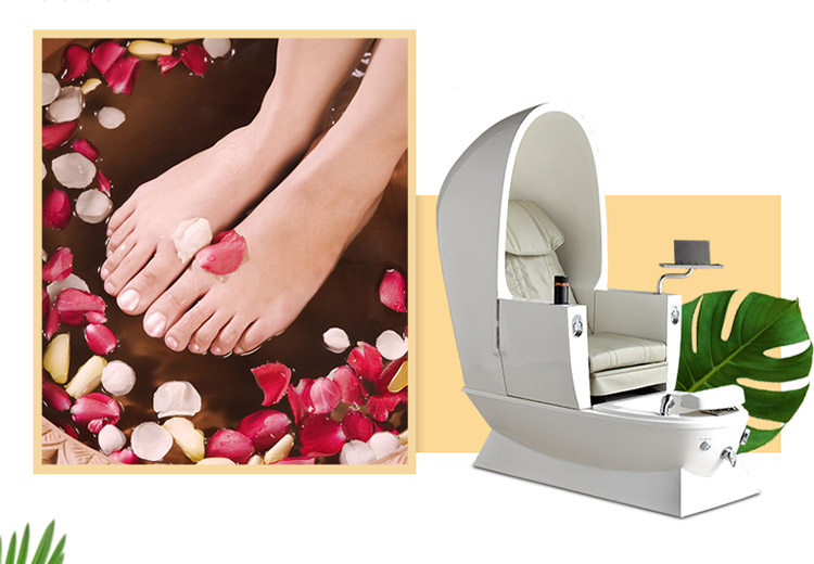 Electric Pedicure Chair