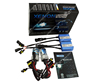 DC mini slim ballast 35w hid headlights lamp h1 h7 h4 4300k 6000k 8000k 10000k hid xenon kit