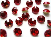 wholesale chatons crystal point back rhinestones for shoes
