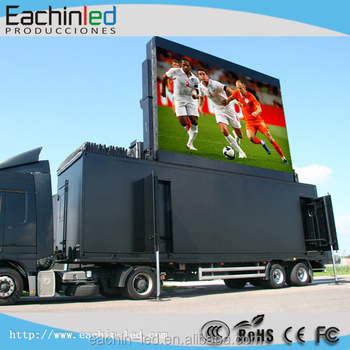 P6 Mobile Led Screen Trailer Led Billboards For Sale P10 - Buy Mobile Led  Screen Trailer,Led Billboards For Sale,Led Display 3 84m*2 88m Product on