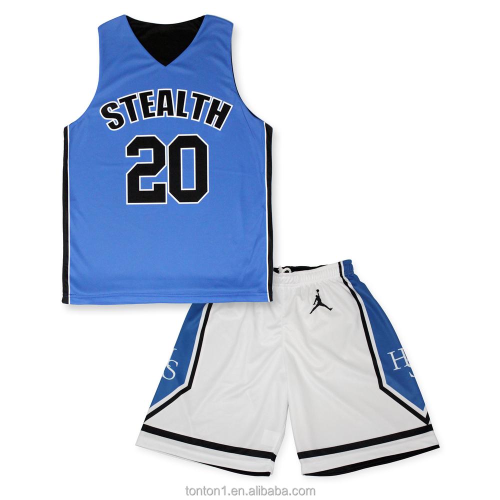 Custom Basketball Uniform 42