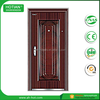 Chinese Manufacture Low Price 30 X 78 Exterior Steel Security Door Safety  Entry Doors With 2 Panels Desgin   Buy 30 X 78 Exterior Steel Security ...