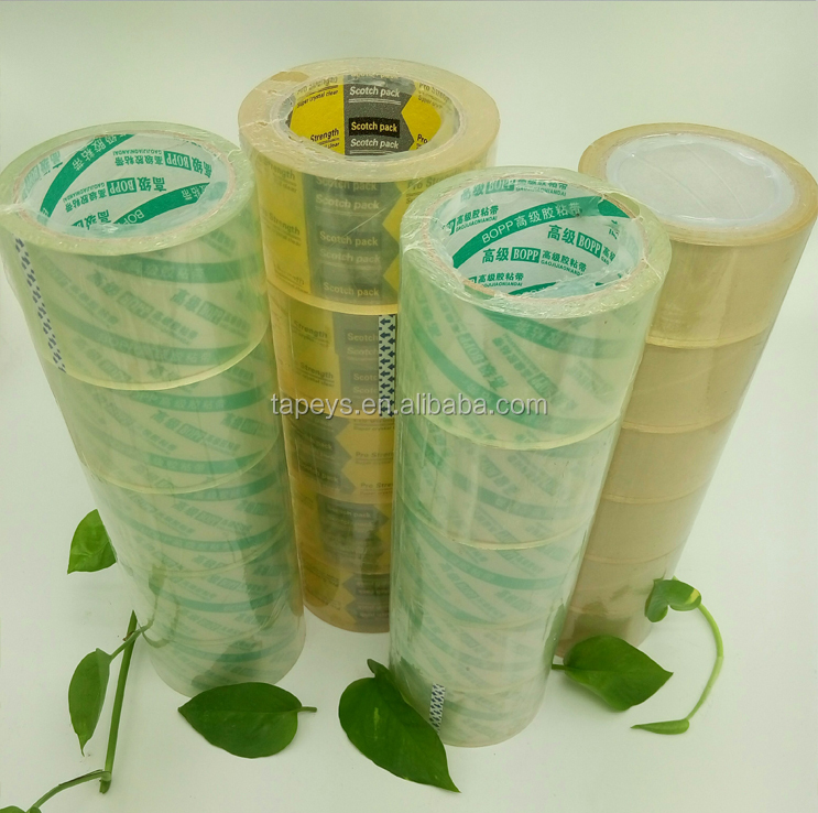 "Clear Packing Tape 2"" x 110 Yds"