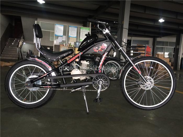 20''-24''cheap Gas Chopper Motor Engine Bike Bicycle With Petrol ...