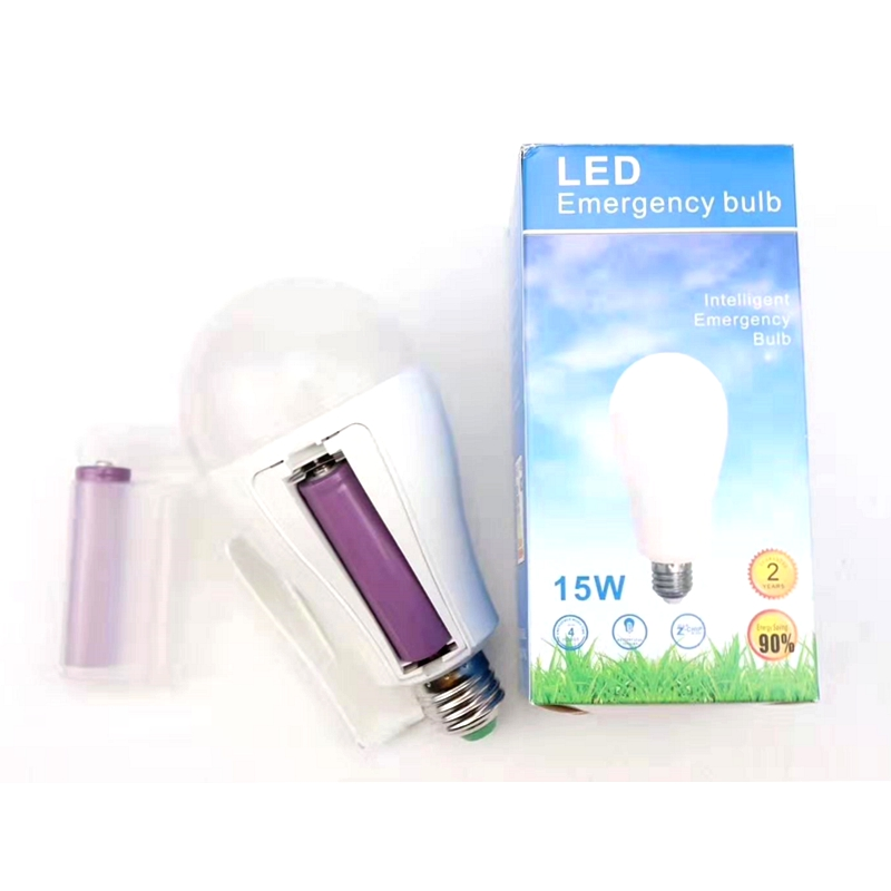2019 2 years warranty new generation rechargeable portable LED emergency <strong>bulb</strong>