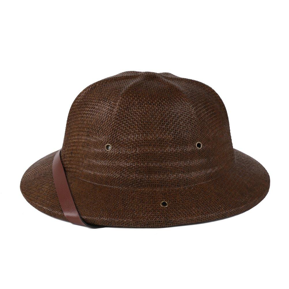 97e0dcb4ce17b kainozoic Kids Safari Pith Helmet Costume Party Hat Biking Hiking Jungle  Explorer Cap