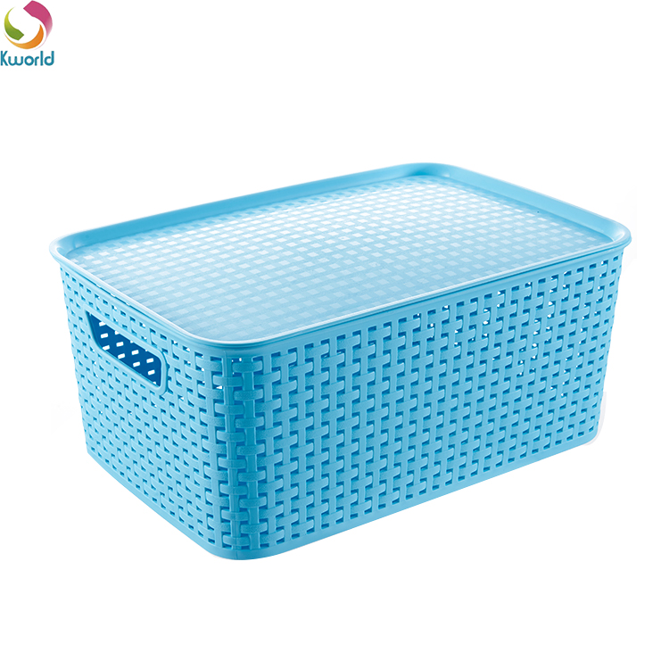 Houseware Products Storage Box <strong>Plastic</strong> With Lid