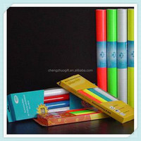 Cheap Colorful Self Adhesive PVC Book Cover in Roll
