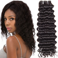 LeYuan 100% brazilian mexican human micro links ring weft hair extension