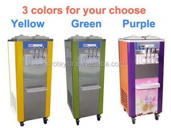 price of frozen yogurt machine