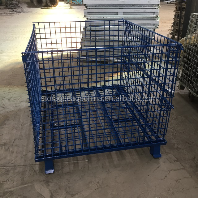 buy pallets storage cage