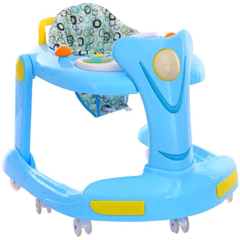 China Supplier Baby Walker Multi Functional Plastic Music Walker for Baby