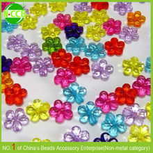 Bricolage <span class=keywords><strong>perles</strong></span> en plastique <span class=keywords><strong>perles</strong></span> en vrac acrylique fleurs
