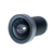 1/2.3inch image circle 8mm efl 3.37 aperture 2.8 Dfov 99 degree m12 16mp all glass s mount 4k action camera no distortion lens