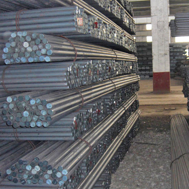 SAE1045 Hot rolled steel round bar