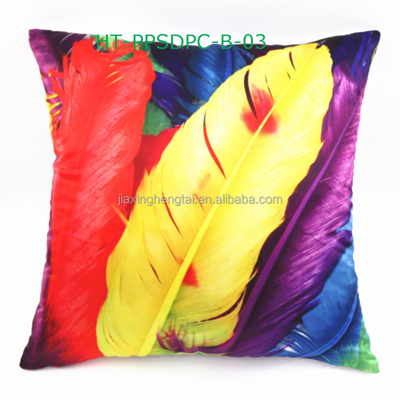 Decorative Fabric Painting Digital Photo Design Print Large Sofa Cushion Cover Pillow Case Ht Ppsdpc