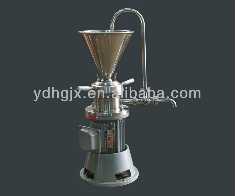 Funneling Colloid Mill For Foodstuff