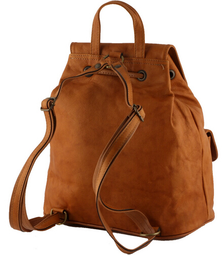 Cheap Brown Leather Backpack Pattern For Teens - Buy Brown Leather ...