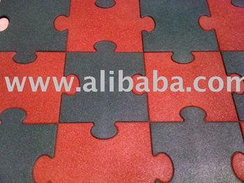 Puzzle piastrelle di ceramica con colla buy rober florings