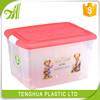 Made in china plastic grain storage,good quality plastic storage box,hot selling cartoon storage box