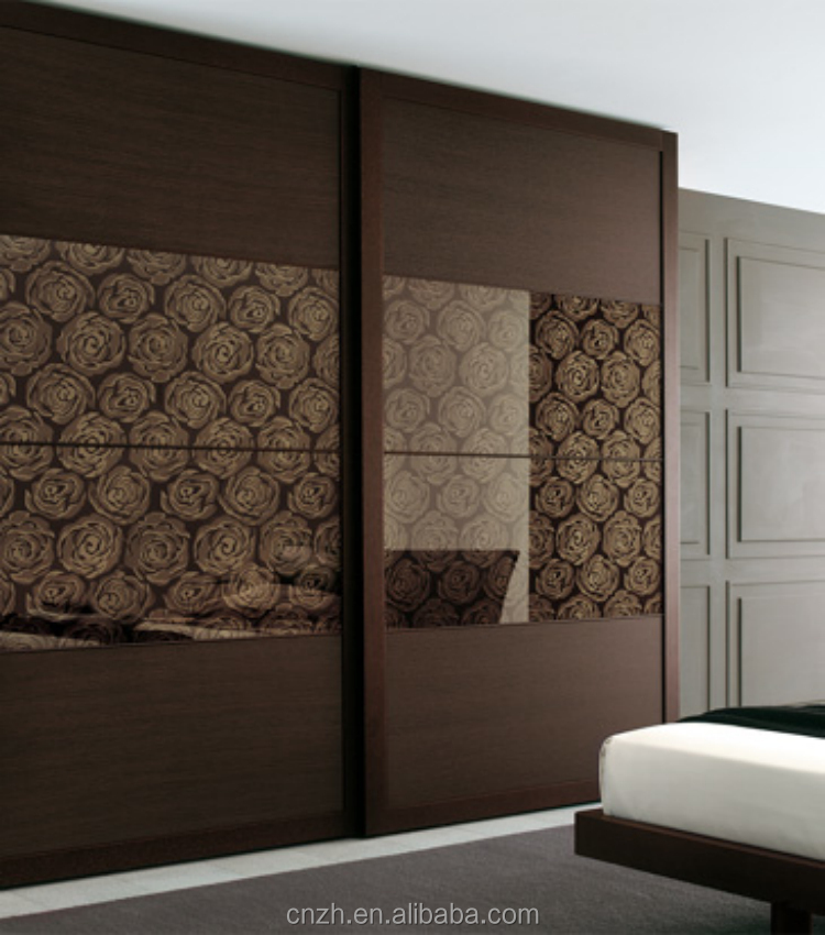 Latest wood almirah door designs home wardrobe buy home for Contemporary wardrobe designs india