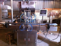 automatic eyebrow/tattoo/onion paste filling filler machine for sale