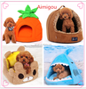 Aimigou new cute comfortable warm pet bed / pet house for small dog