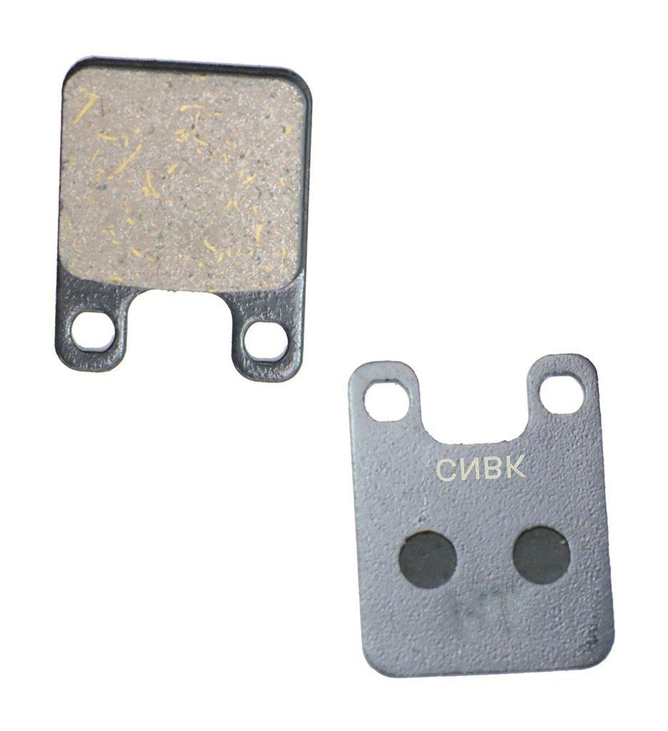 CNBK Front Brake Pad Semi Metallic fit TOMOS Street Bike Hip Hop 1 Pair(2 Pads)