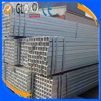 1 1/2 x 2 1/2 galvanized pipe ms carbon black steel square & 1 1/2 X 2 1/2 Galvanized Pipe Ms Carbon Black Steel Square Tube ...