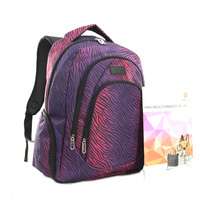 2019 Guang zhou factory custom 600D polyester student bag business computer laptop backpack travel for men