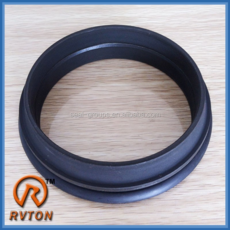 metal forged parts lifetime dual lip shaft seal