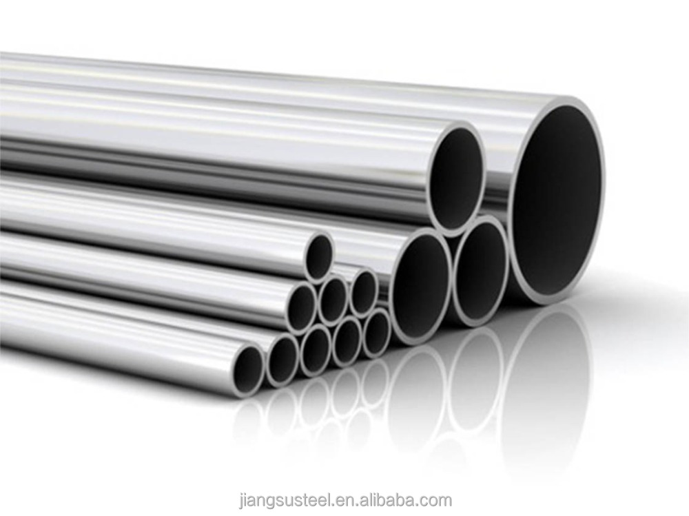Jiangsu steel 347 Stainless Steel 320grit Bright Polish Finish Welded Tube/pipe