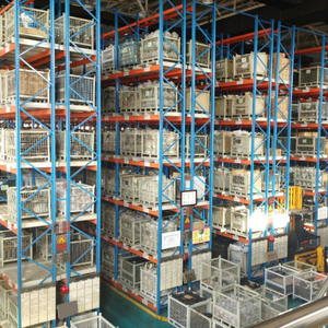 logistc equipment steel panel heavy duty shelf