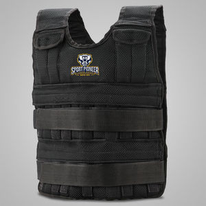 Top Sale 20LB Adjustable weight vest for training