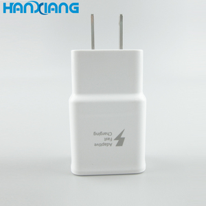 Portable Mobile Phone QC 2.0 Wall Charger For Samsung Wireless Fast Charger