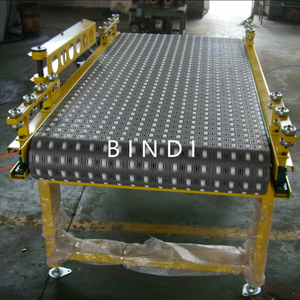 top quality roll ball modular plastic belt conveyor