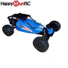 R21996 2.4G 2WD 1:10 RC Car Chassis HuanQi RC Car