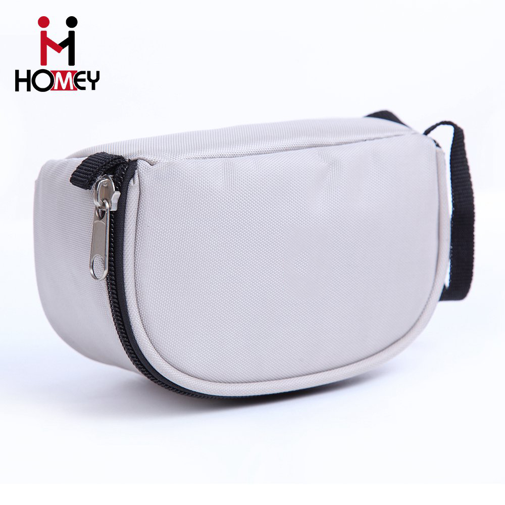 New Design Custom Made Factory Promotion Price Zipper Multipurpose Durable Mens Travel Men Luxury Cosmetic Bag