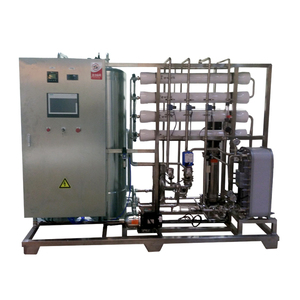 EDI deionized water treatment plant, deionizer water filter,DI water system